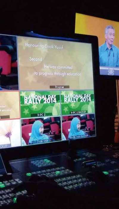 全媒体双屏导播台、EFP多机位应用系统